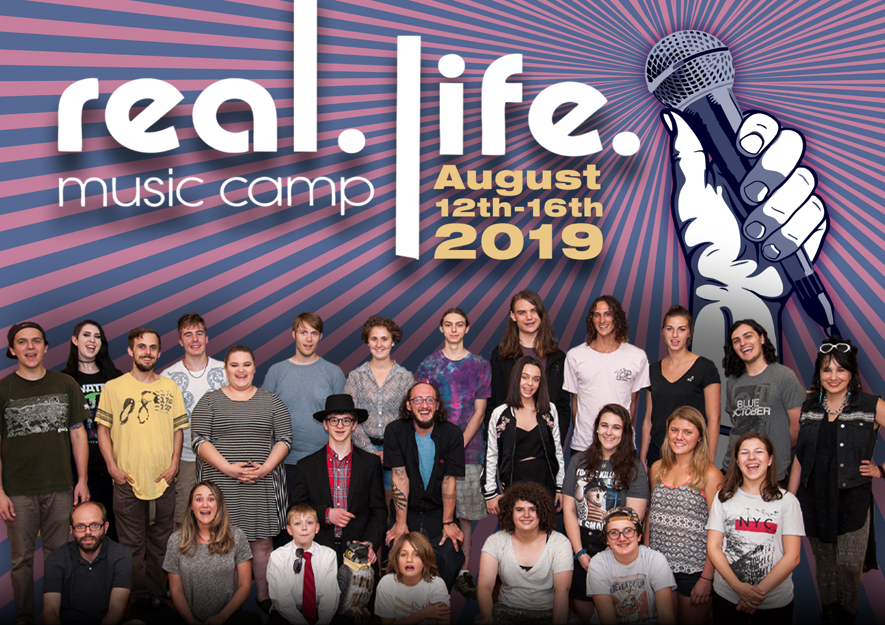 Real.Life.Music Camp